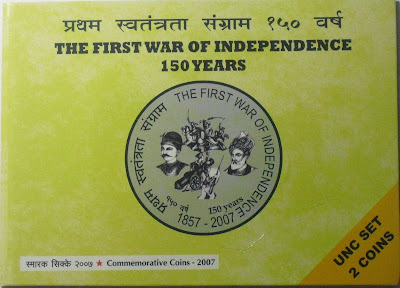 first war of independence cover