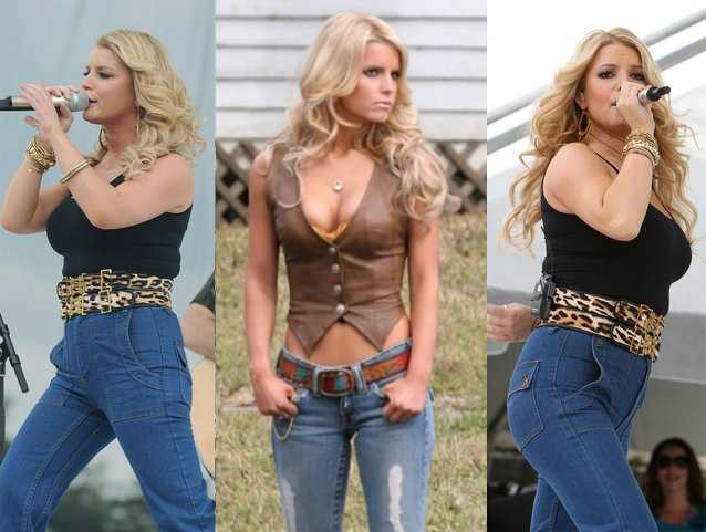 jessica simpson fat photo