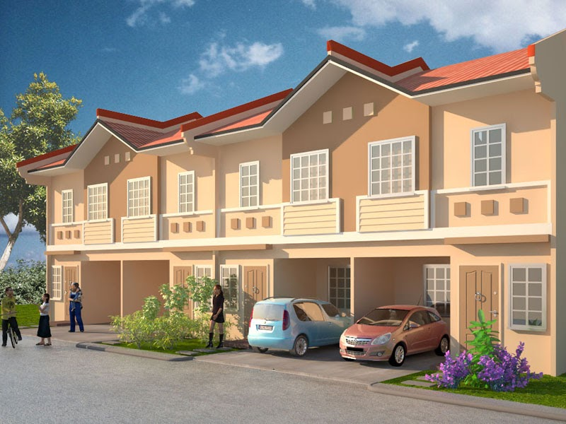 Cheap House And Lot In Cebu Ready For Occupancy 3 Bedroom Executive House And Lot In Compostela