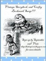 Vintage Storybook Swap