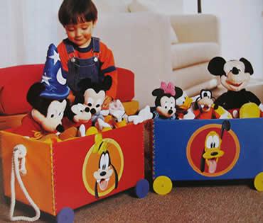 Per tiles como hacer para que los ni os guarden sus juguetes - Como hacer un baul para guardar juguetes ...