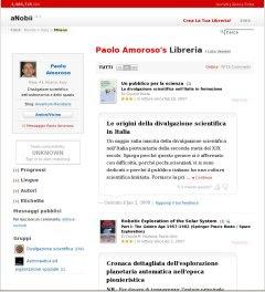 Libreria di Paolo Amoroso su aNobii