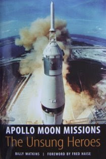 Il libro Apollo Moon Missions - The Unsung Heroes