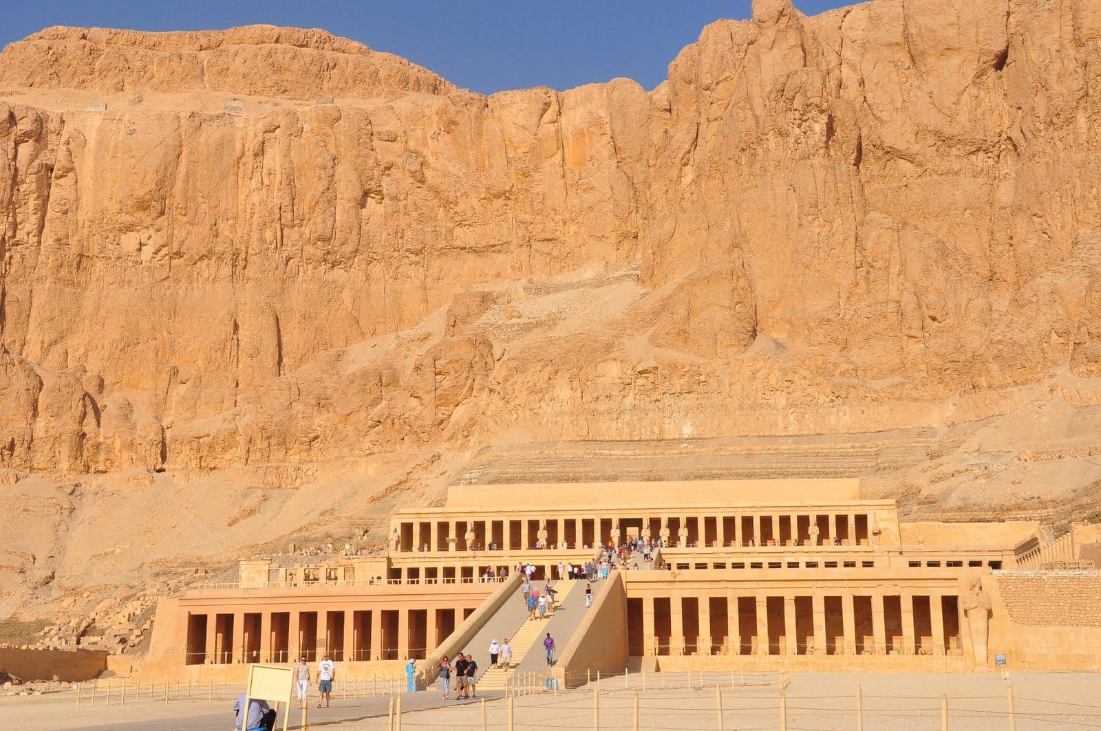 Hatshepsut Tomb Female pharoah hatshepsut.