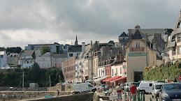 Port in Douarnenez, Bretagne