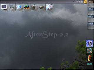AfterStep, un ambiente desktop alternativo molto leggero composto da diversi moduli, che lo rendono uno strumento completo e versatile.