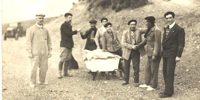 Otoño y 1935