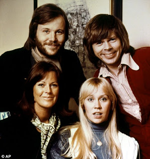 abba  relationships