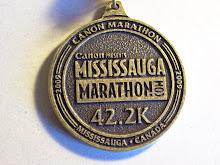 Mississauga Marathon 2009