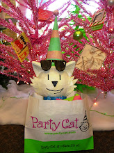 The Party Cats out of the bag...