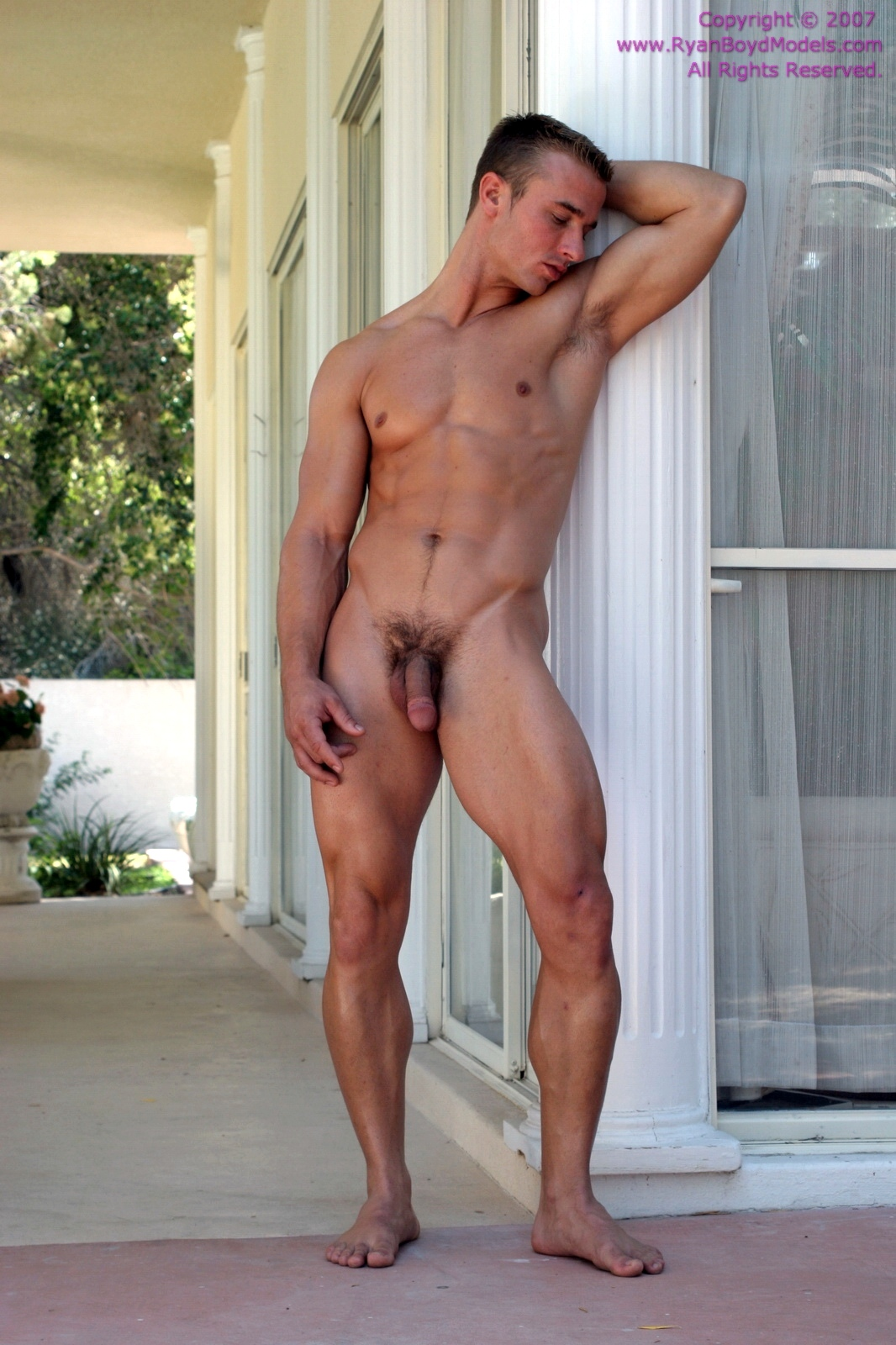 Hot Naked Men