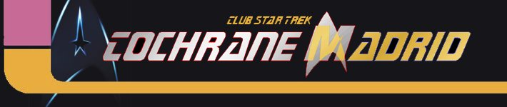 Club Star Trek Cochrane Madrid