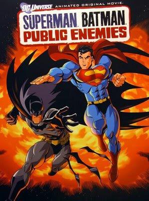 Filme Poster Superman Batman Inimigos Públicos DVDRip RMVB Dublado