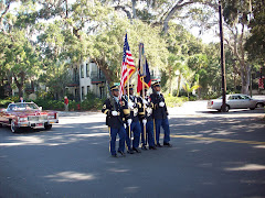 Veteran's Day 2007 on Saint Simons Island