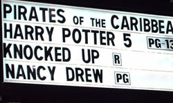 Harry Potter Knocked Up Nancy Drew