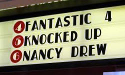 Fantastic Four Knocked Up Nancy Drew