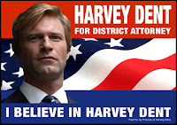 The Dark Knight - Harvey Dent ad