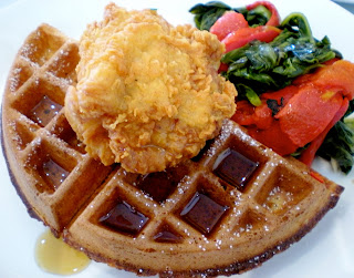 Gourmet Girlfriend: Ad Hoc Fried Chicken and Waffles