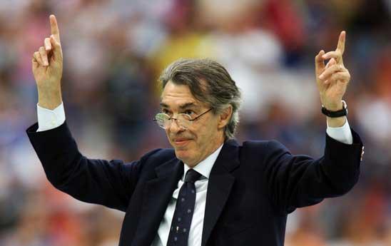 Moratti: Ini Skuat Terkuat Juventus Sepanjang Mas