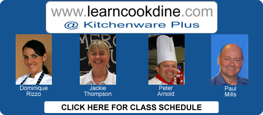 Learn, Cook and Dine Team
