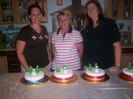 Christmas cake workshop