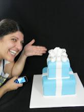 Intermediate 2 day Tiffany cake workshop
