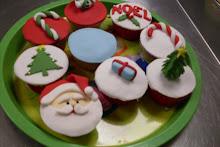 Childrens  Christmas cupcake class