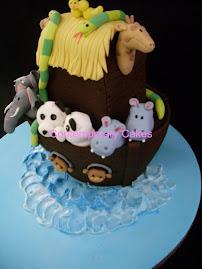 Noahs Ark Cake Class