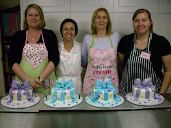 Bow Cake Class