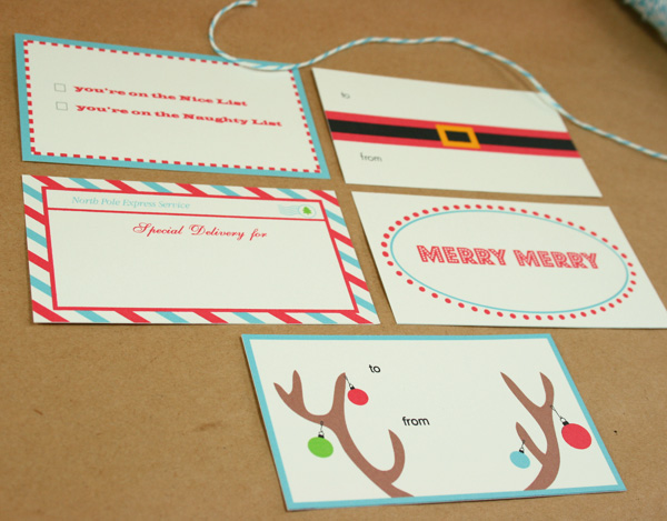 The creative place diy free printable gift tags