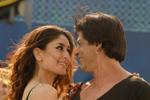 Kareena Is In A Fix - Shahrukh Or Salman?