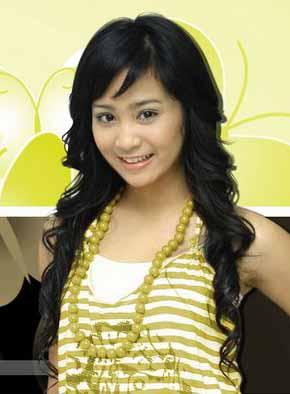 Bunga Zainal Indonesian Actress
