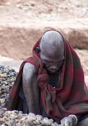 Karamoja man - uganda