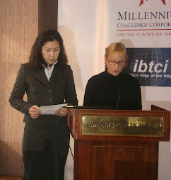 Grant Award Ceremony - Mongolia