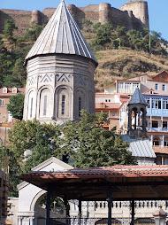 old Tbilisi street - georgia