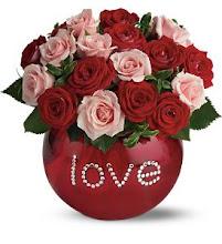 Valentines Day Arrgt.