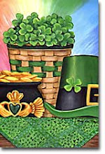 Luck O' The Irish to You!!