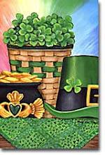 Luck O' The Irish to You!!