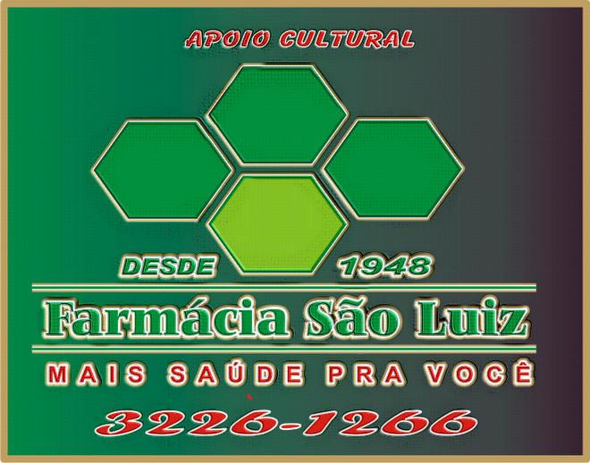Farmácia São Luiz  * Desde 1948