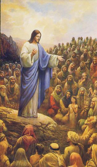 ** O Sermão da Montanha  **