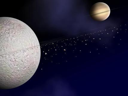 Imagens da NASA
