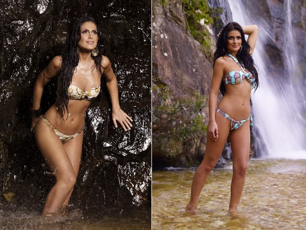 **  A Eterna Miss Brasil  **