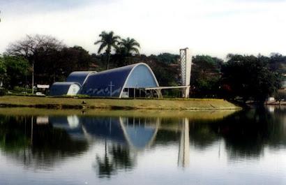 * Lago da Pampulha *