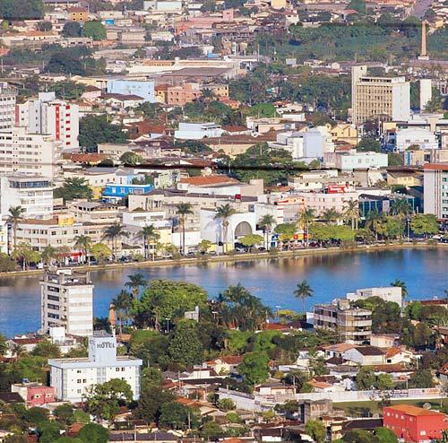 Vista Panorâmica de Sete Lagoas