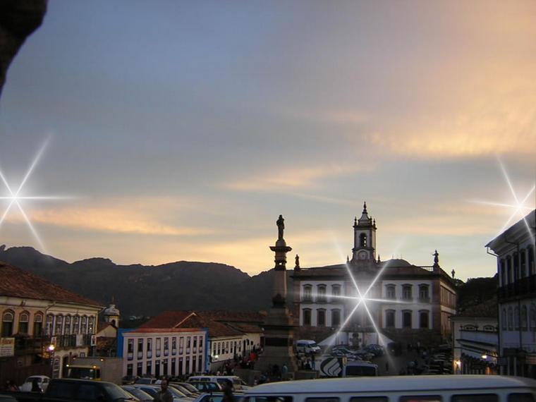 *  Antiga Vila Rica  *