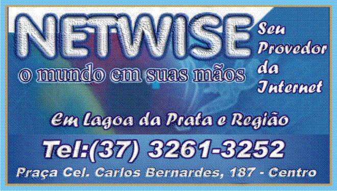 ***  Netwise Provedora - Tel: (37) 3261-3252