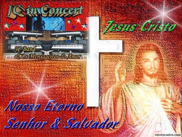 Nosso Eterno Senhor e Salvador