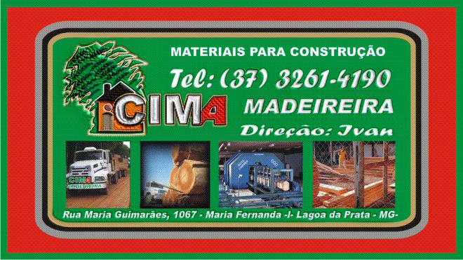 *** Cima Madeireira e Materiais para Construção *