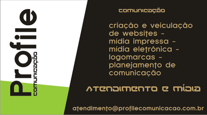 ***  Profile  Comunicação  ***