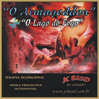 O Armageddon  - Capas de  Cd's de JC